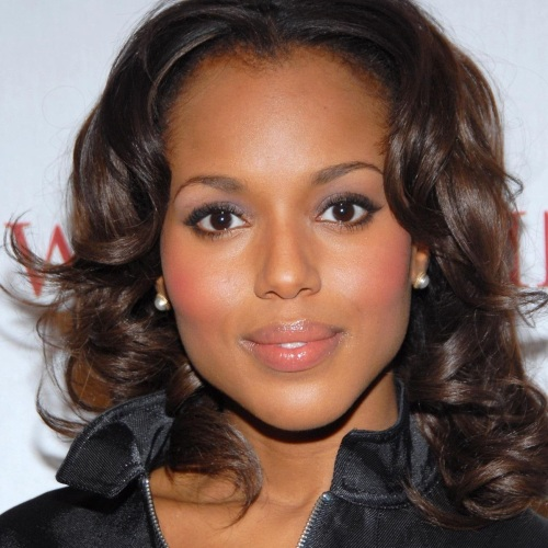 Kerry Washington Weave Hair Style