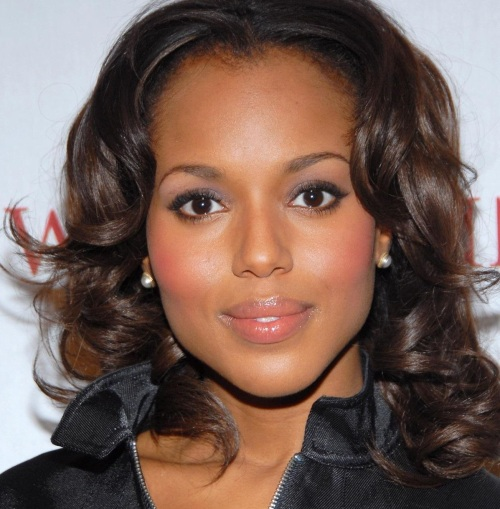 Best hair weave styles for natural hair check out kerry washington weave hair style the next best pmusecretfo Image collections